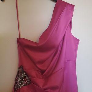 Eliza J Dresses - Gorgeous Pink Cocktail Dress